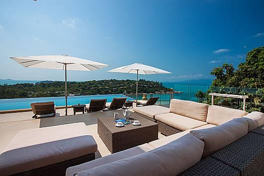 Аренда виллы на Самуи: Villa Ram Phai – 6 Bed Pool Villa, 6 Спален. 52000 бат в день
