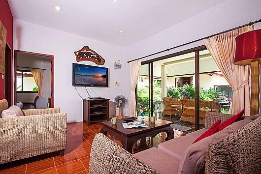 Аренда виллы на Самуи: Happiness Villa A - 2 Beds, 2 Спальни. 10600 бат в день