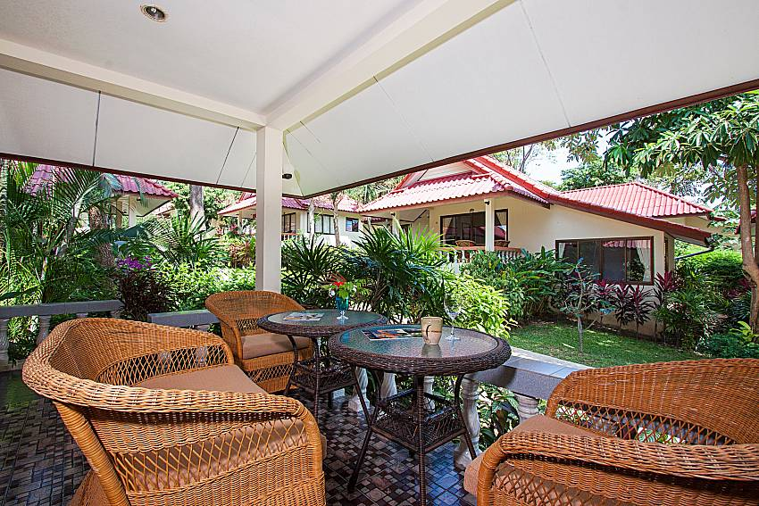 2 Bed Resort Villa With Communal Pool In Koh Samui For Rent