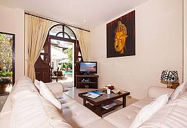 Maprow Palm Villa No. 1 | 2 Bed House in Bophut Samui