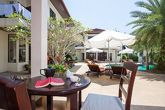 Аренда виллы на Самуи: Maprow Palm Villa No. 1 - 2 Beds, 2 Спальни. 5845 бат в день