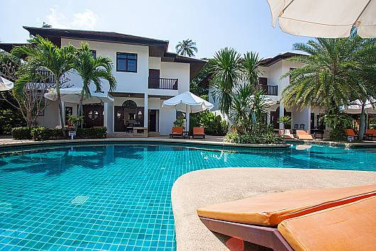 Rent Samui Villa: Maprow Palm Villa No. 3, 2 Bedrooms. 7884 baht per night