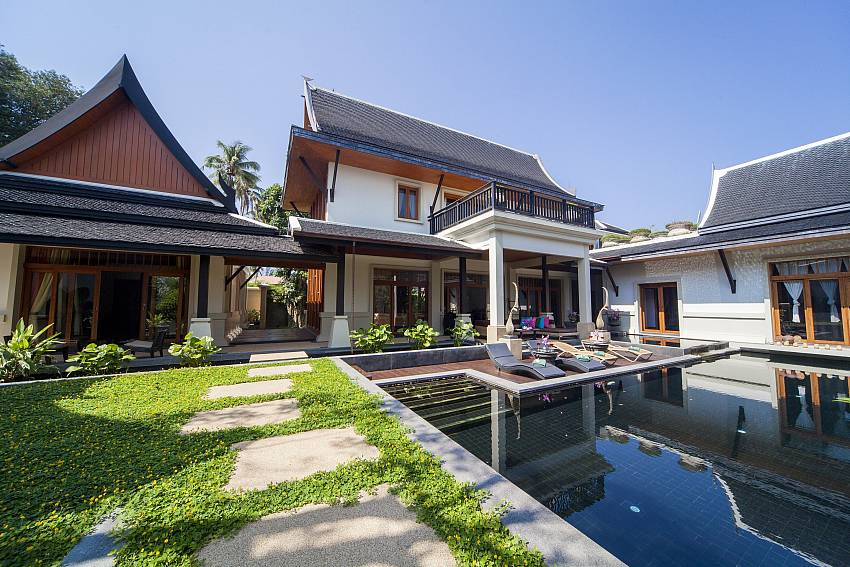 Easy Access Infinity pool-Asian Rhapsody_infinity pool_5 bed villa_Rawai_Phuket_Thailand