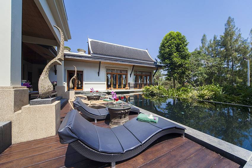 Sun Deck Next to Infinity Pool-Asian Rhapsody_infinity pool_5 bed villa_Rawai_Phuket_Thailand