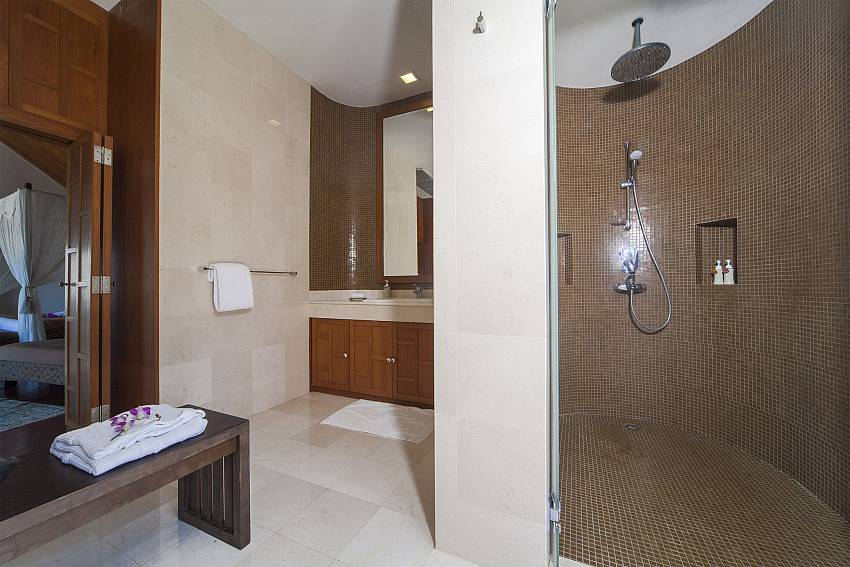 Spacious Bathrooms-Asian Rhapsody_infinity pool_5 bed villa_Rawai_Phuket_Thailand