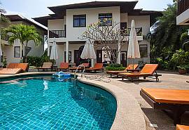 Maprow Palm Villa No. 7 | 2 Bed Resort Rental in Samui