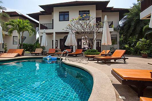 Аренда виллы на Самуи: Maprow Palm Villa No. 7 - 2 Beds, 2 Спальни. 7884 бат в день
