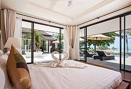 Blossom Dew Villa A | 3 Bed Sea View Pool Villa in Samui