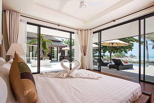 Аренда виллы на Самуи: Blossom Dew Villa A - 3 Beds, 3 Спальни. 23300 бат в день