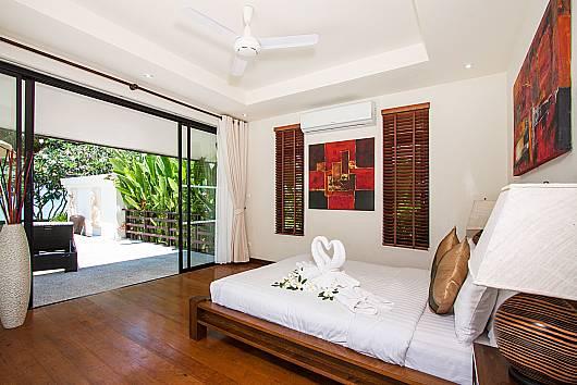 Аренда виллы на Самуи: Blossom Dew Villa A - 3 Beds, 3 Спальни. 18250 бат в день
