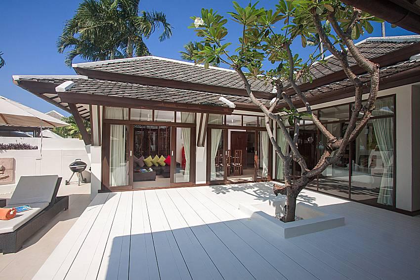Property Blossom Dew Villa B in Samui
