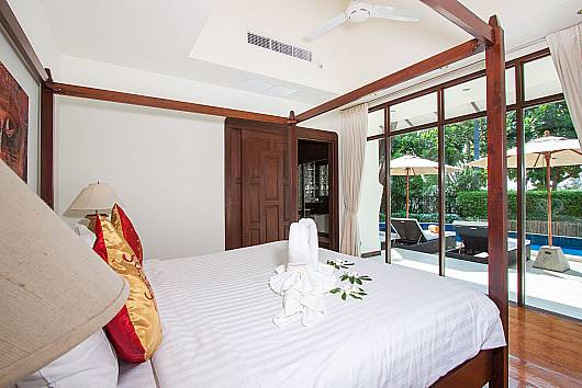 Аренда виллы на Самуи: Blossom Dew Villa B - 3 Beds, 3 Спальни. 18250 бат в день