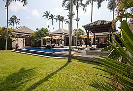 Blossom Dew Villa C | 3 Bed Sea View Pool Villa in Samui