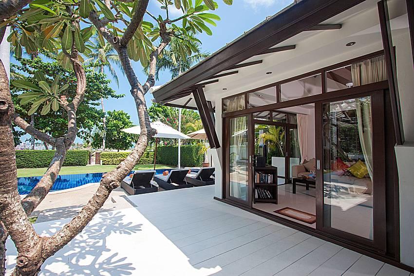 Property Blossom Dew Villa C in Samui
