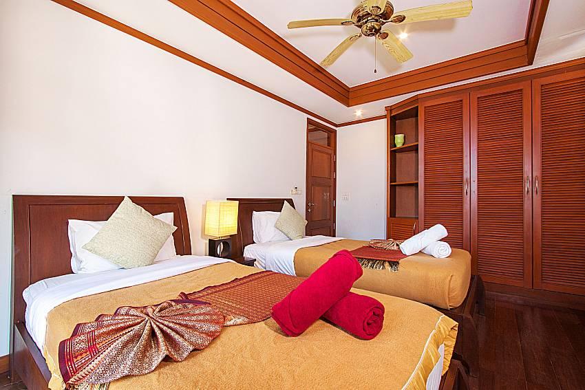 Bedroom Ban Talay Khaw O11 in Koh Samui