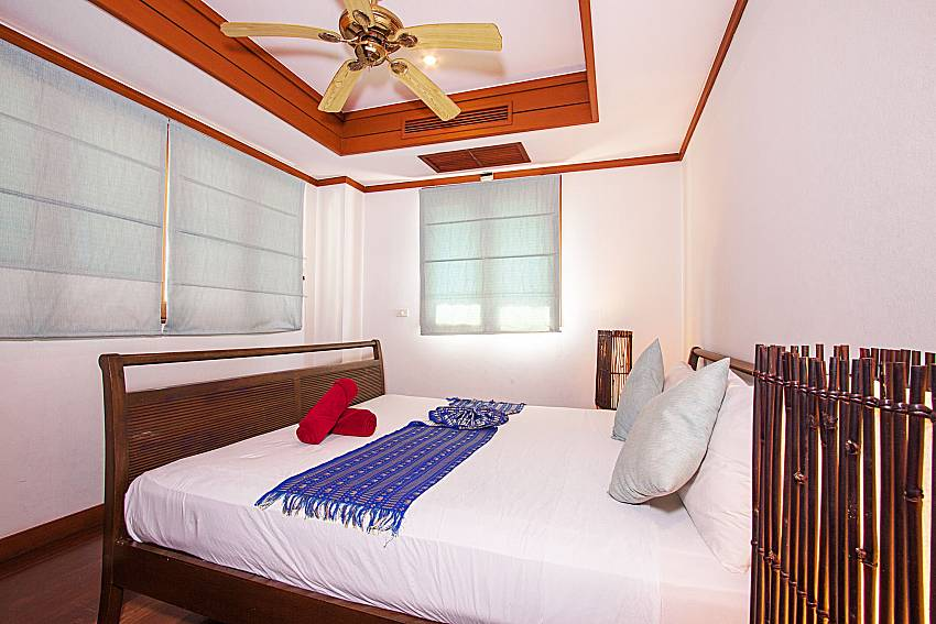 Bedroom Ban Talay Khaw O11 in Koh Samui