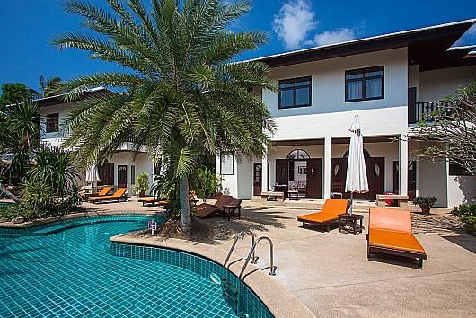 Аренда виллы на Самуи: Maprow Palm Villa No. 2 - 2 Beds, 2 Спальни. 5845 бат в день