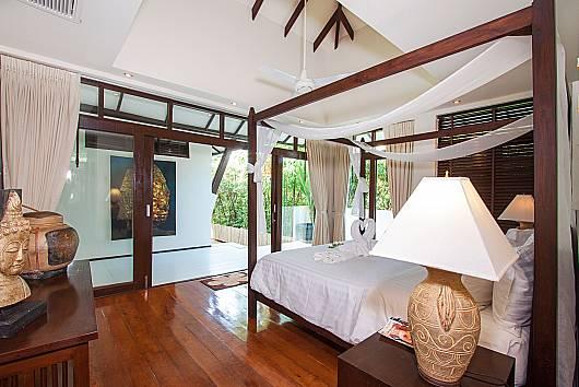 Аренда виллы на Самуи: Blossom Dew Villa D - 3 Beds, 3 Спальни. 18250 бат в день