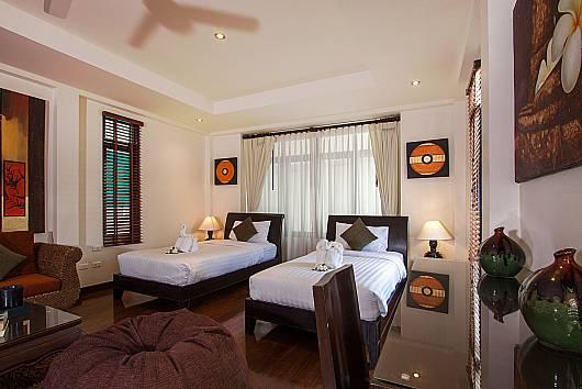 Аренда виллы на Самуи: Blossom Dew Villa E - 3 Beds, 3 Спальни. 23300 бат в день