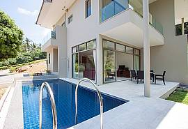 Triumph Villa A | Samui 2 Bed Pool Villa at Bang Por