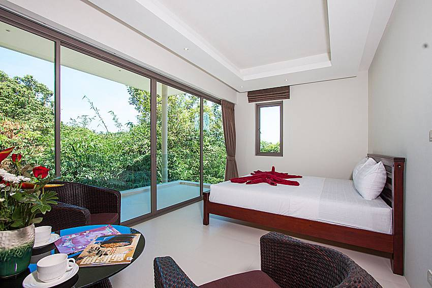 Bedroom Triumph Villa in Samui