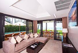 Nikki Beach Resort - Beach Front Star 1 | 2 Betten Villa Samui