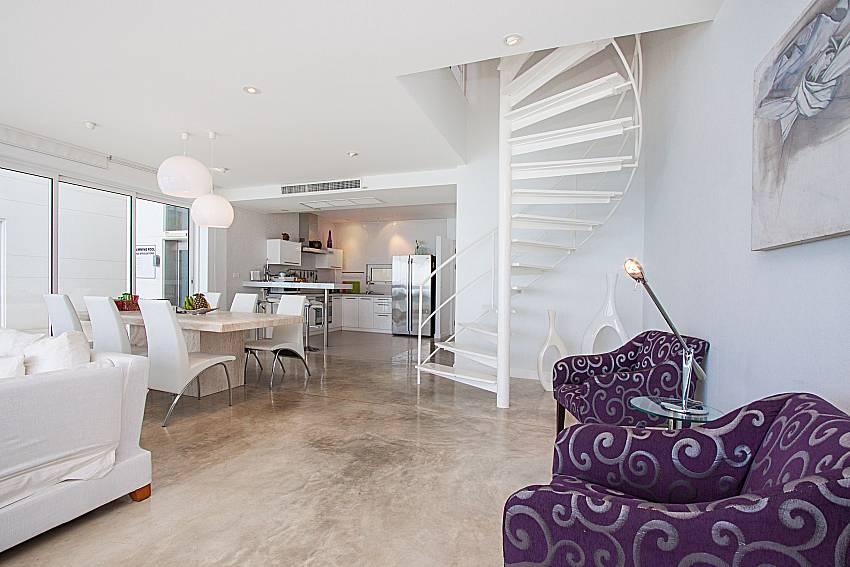 Seat Sirinda Samui Sea View Apartment in Samui