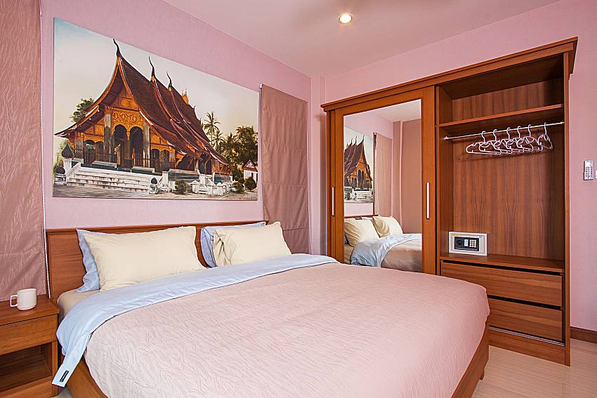 Bedroom City Haven Villa in Central Pattaya