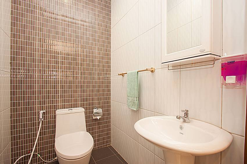 Bathroom City Haven Villa in Central Pattaya