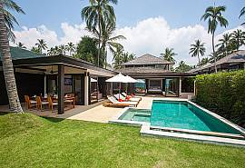 Nikki Beach Resort - Beach Front Star 2 | 2 Betten Villa Samui