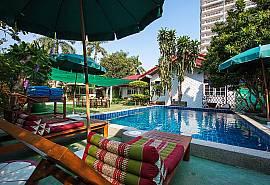 Villa Nobility | 5 Betten Pool Villa nahe vom Jomtien Strand Pattaya