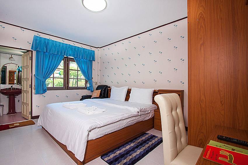 Bedroom Villa Nobility Jomtien Beach in Pattaya