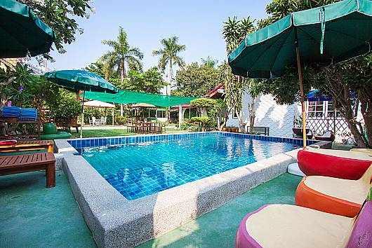 Rent Pattaya Villa: Villa Nobility - 5 Beds, 5 Bedrooms. 12300 baht per night