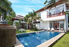 Baan Mork Nakara B | 4 Betten Pool Villa in Ostpattaya