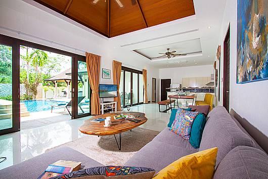 Rent Phuket Villas: Villa Rachana - 3 Beds, 3 Bedrooms. 22400 baht per night