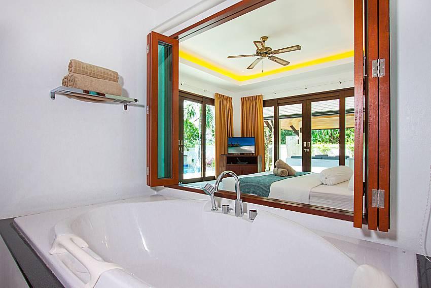 Jacuzzi Villa Rachana in Phuket