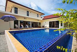 Villa Tallandia | 3 Bed Rental with Pool in Rawai Phuket