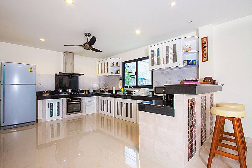 Kitchen Villa Tallandia in Rawai Phuket