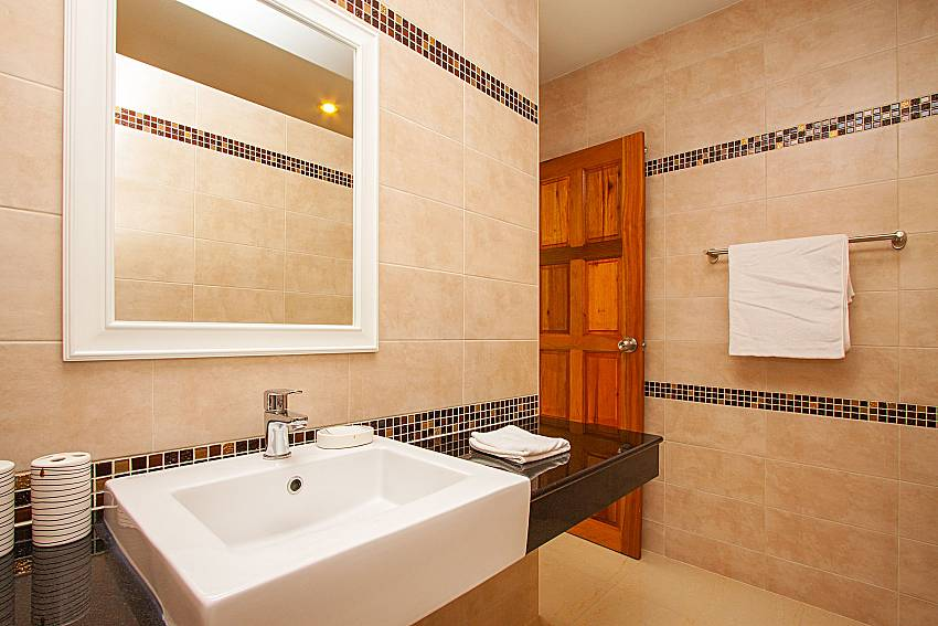Bathroom Villa Tallandia in Rawai Phuket