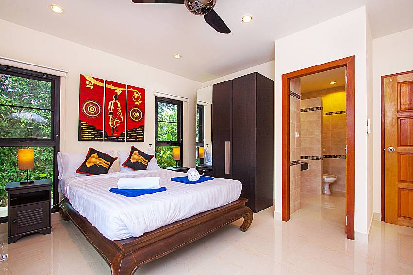 Bedroom Villa Tallandia in Rawai Phuket