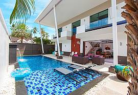 Villa Elina | 3 Betten Phuket Pool Ferienhaus in Chalong