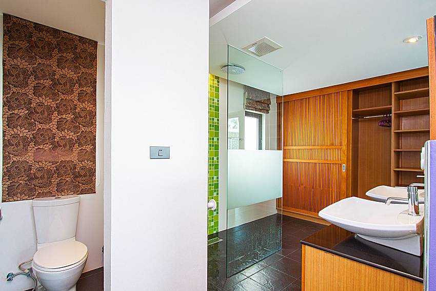 Bathroom Villa Elina in Phuket