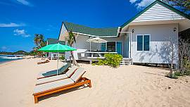 Interstellar Beachfront Villa A | Samui 2 Bed Beachside Villa