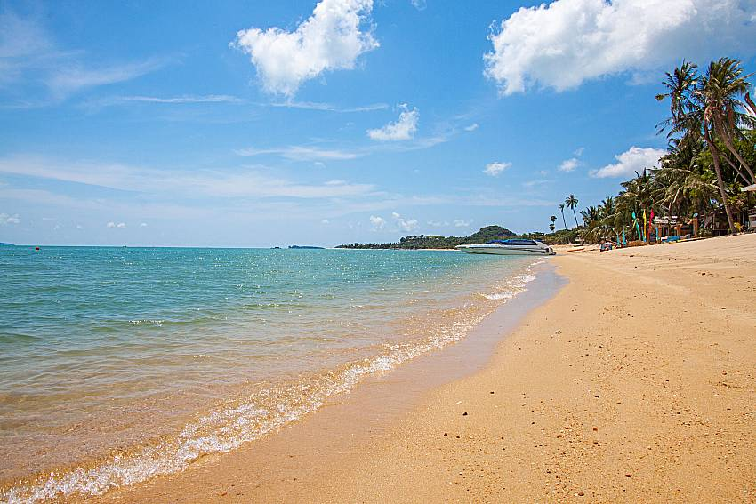 Sea view Interstellar Beachfront Villa A in Samui