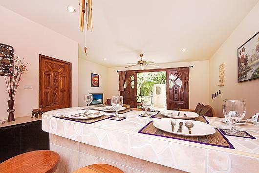 Аренда виллы на Самуи: Wan Hyud Villa No.202 – 2 Beds, 2 Спальни. 4200 бат в день