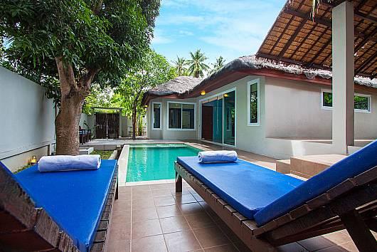 Аренда виллы на Самуи: Moonscape Villa 201 - 2 Beds, 2 Спальни. 5950 бат в день
