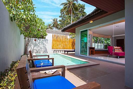 Аренда виллы на Самуи: Moonscape Villa 204 - 2 Beds, 2 Спальни. 5950 бат в день