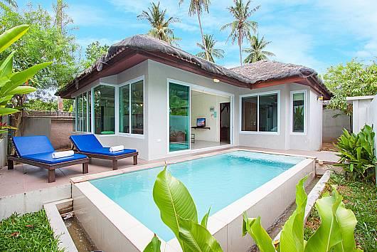 Аренда виллы на Самуи: Moonscape Villa 205 - 2 Beds, 2 Спальни. 5950 бат в день