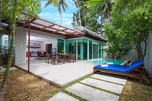 Аренда виллы на Самуи: Moonscape Villa 207 - 2 Beds, 2 Спальни. 7600 бат в день