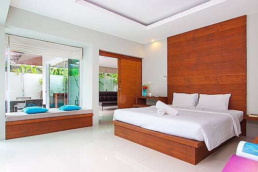 Аренда виллы на Самуи: Moonscape Villa 207 - 2 Beds, 2 Спальни. 5950 бат в день